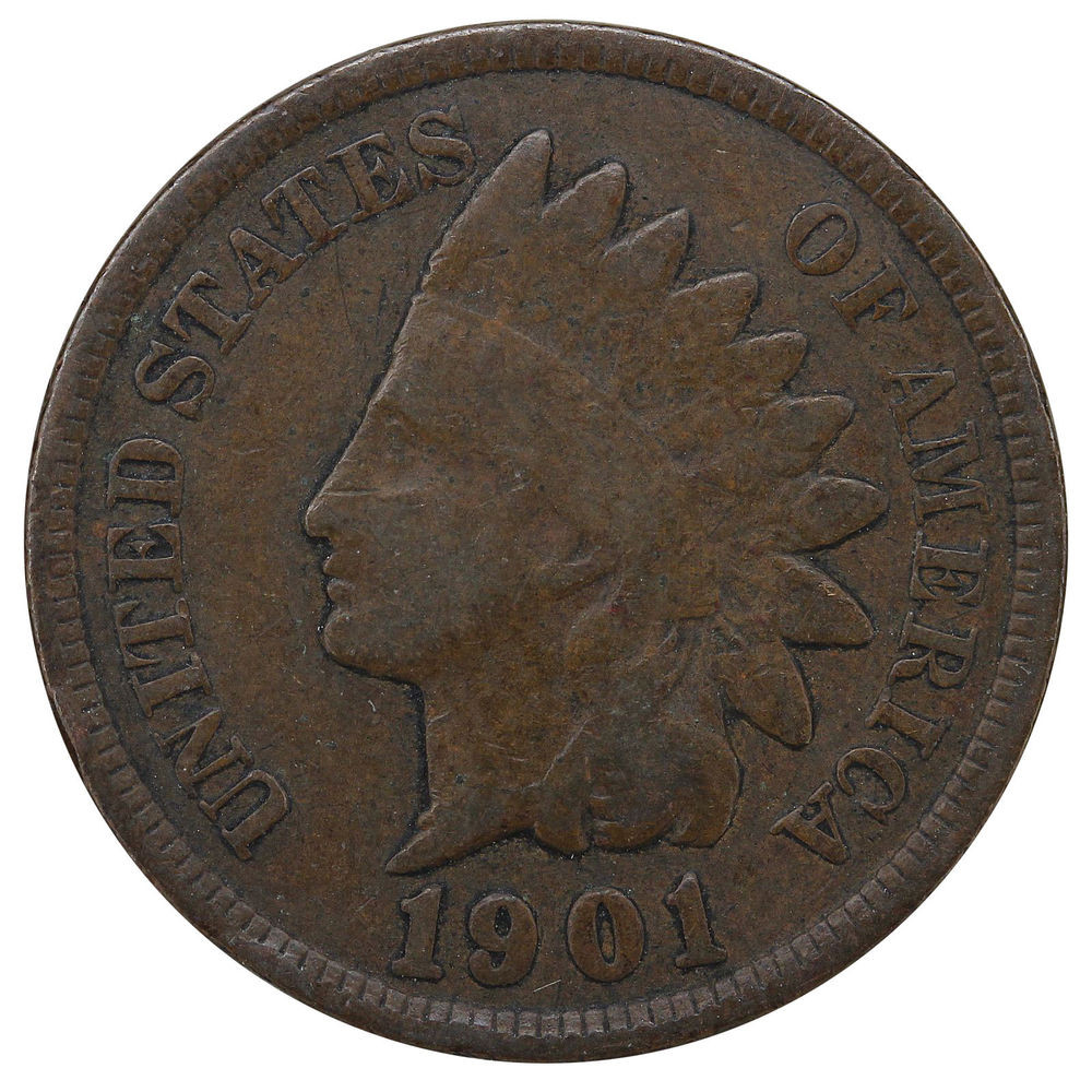 Indian Head Penny Value Fresh 1901 Indian Head Cent Good Penny Gd Of Adorable 44 Ideas Indian Head Penny Value
