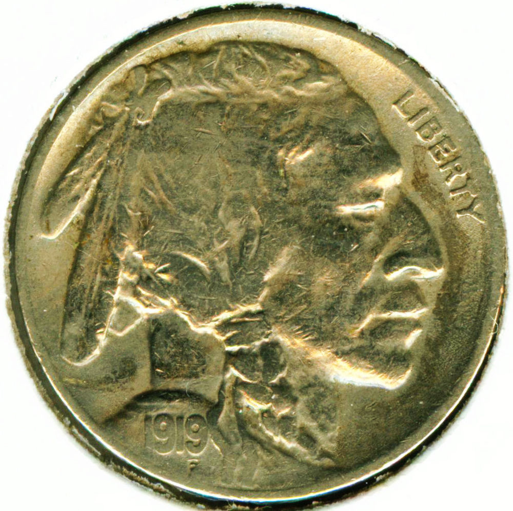 Indian Nickel Best Of 1919 S Indian Head Buffalo Nickel Choice Vf Of Beautiful 42 Images Indian Nickel