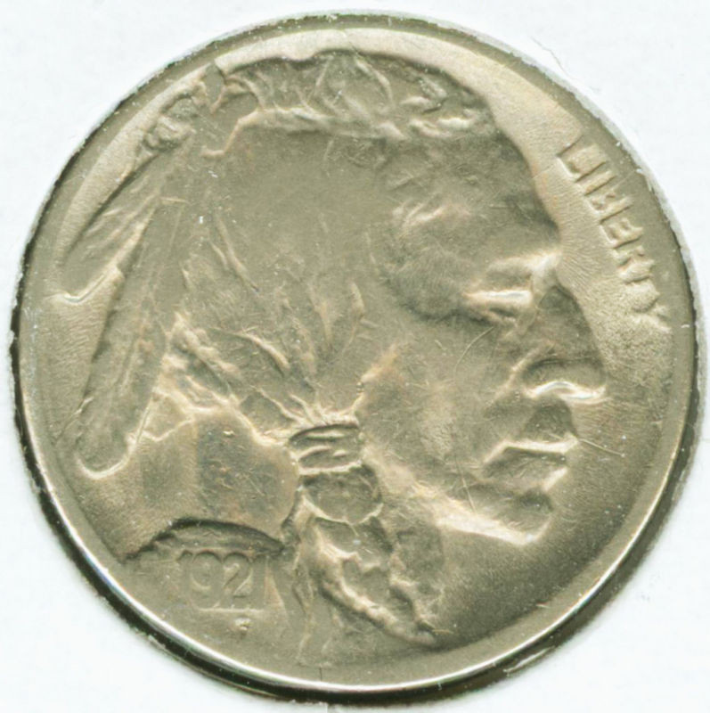 Indian Nickel Lovely 1921 S Indian Head Buffalo Nickel Choice Fine Of Beautiful 42 Images Indian Nickel
