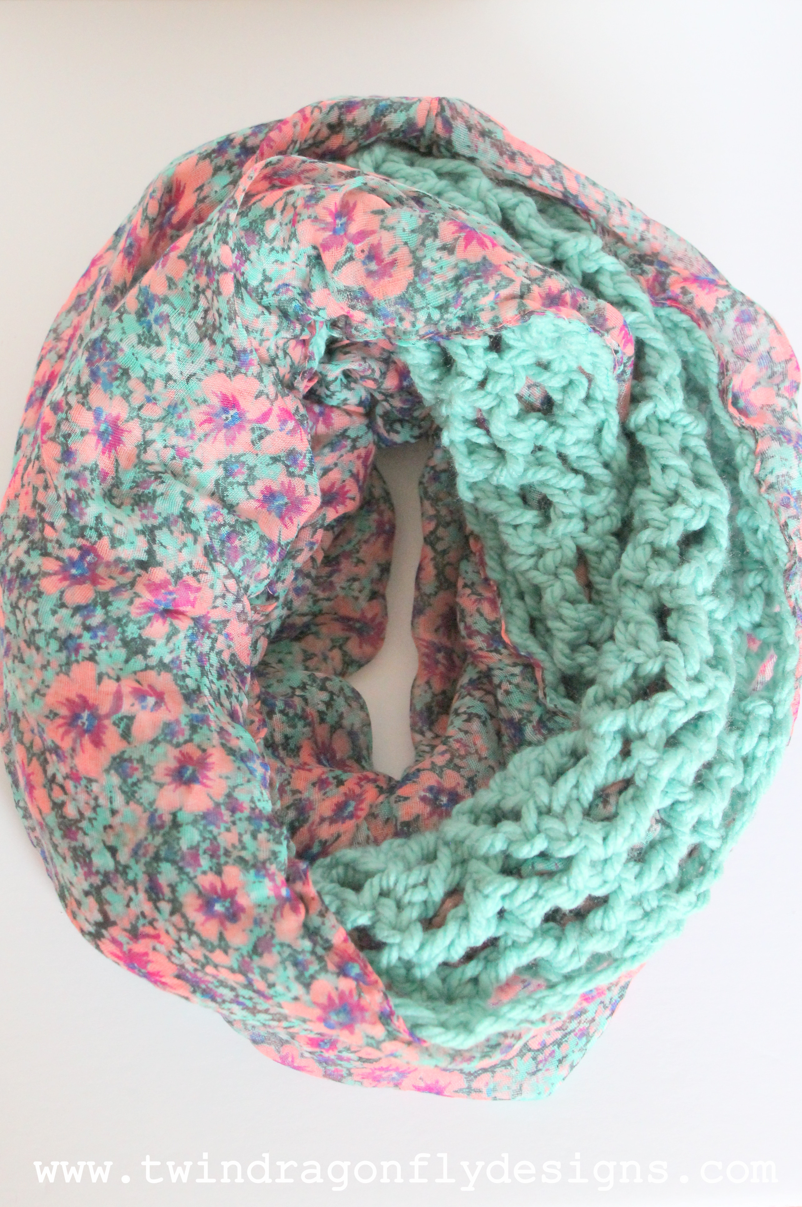 Infinity Scarf Crochet Awesome Crochet Chiffon Infinity Scarves Dragonfly Designs Of Innovative 44 Images Infinity Scarf Crochet