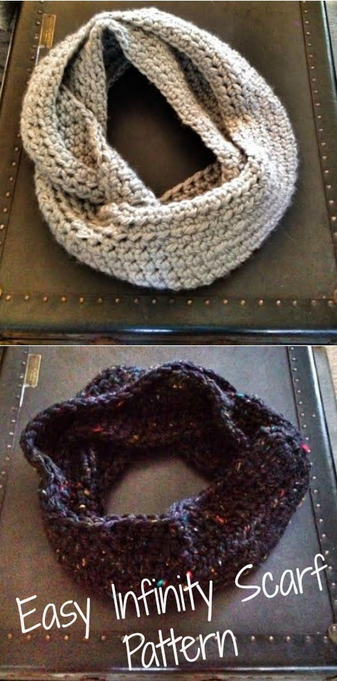 Infinity Scarf Crochet Elegant How to Make 41 Easy and Fun Infinity Scarves & Wear them Of Innovative 44 Images Infinity Scarf Crochet