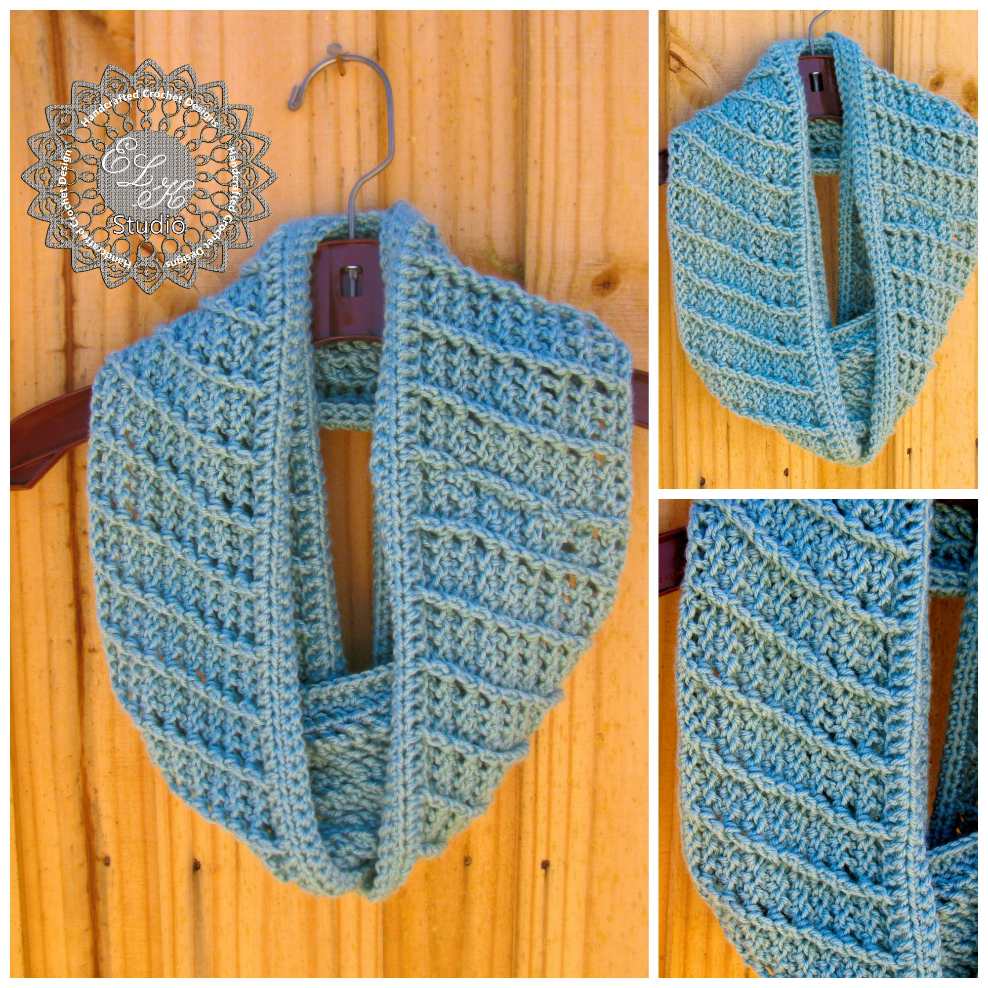 Infinity Scarf Crochet Pattern Best Of Country Appeal A Free Crochet Infinity Scarf Pattern Of Fresh 49 Ideas Infinity Scarf Crochet Pattern