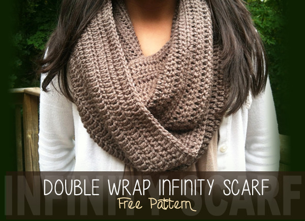 Infinity Scarf Crochet Pattern New these 20 Free and Easy Crochet Scarf Patterns Will Blow Of Fresh 49 Ideas Infinity Scarf Crochet Pattern