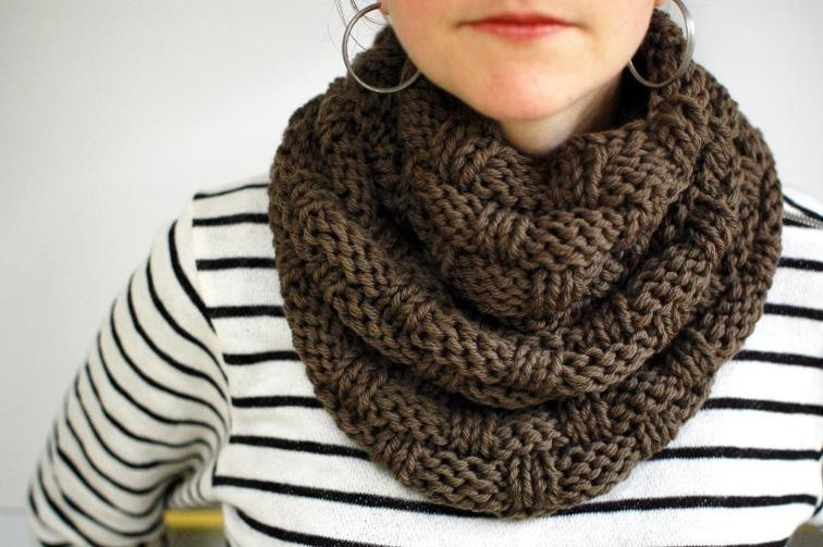 Infinity Scarf Knitting Pattern Elegant 11 Chunky Knit Scarf Patterns to Knit This Weekend Of New 43 Images Infinity Scarf Knitting Pattern