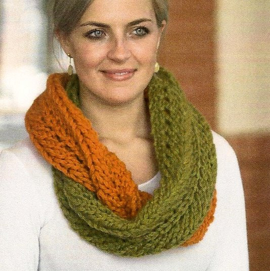 Infinity Scarf Knitting Pattern Elegant Knit Infinity Scarf Pattern | Ann S Blog Of New 43 Images Infinity Scarf Knitting Pattern