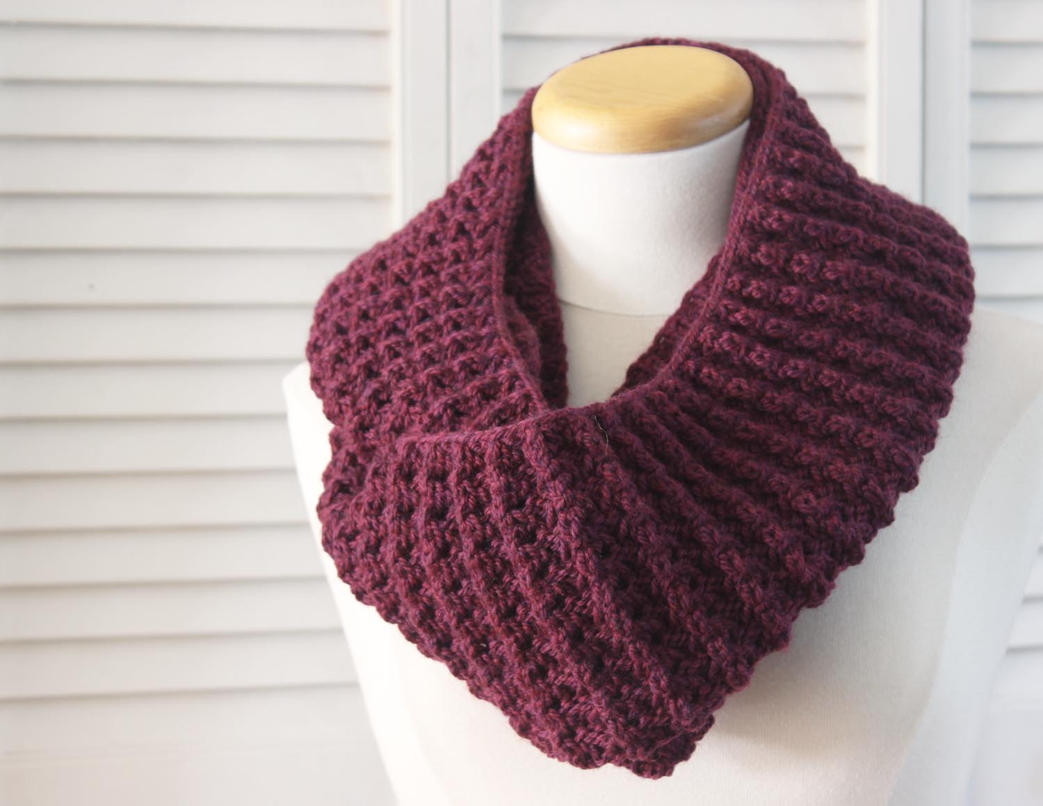 Infinity Scarf Knitting Pattern Inspirational the Infinity Puffy Scarf Of New 43 Images Infinity Scarf Knitting Pattern