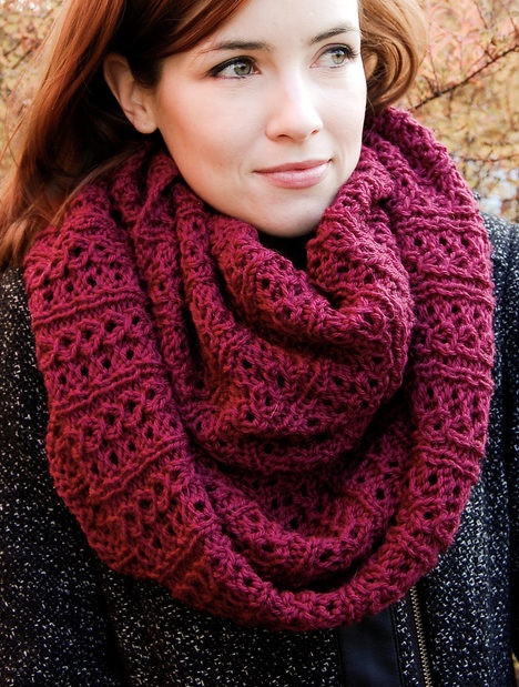 Reversible Scarf Knitting Patterns