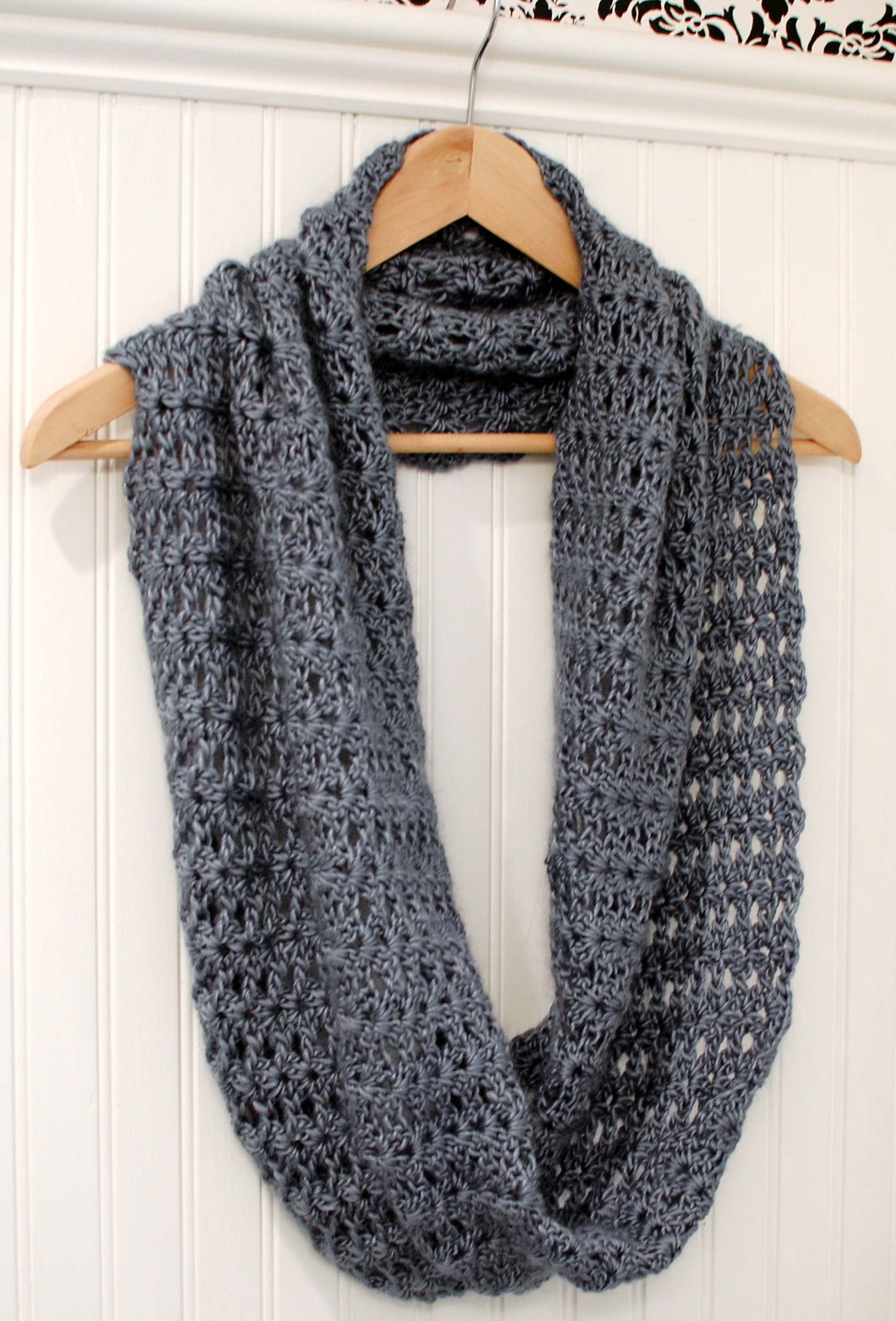 Infinity Scarf Pattern Beautiful Crochet Pattern Mobius Infinity Scarf Wrap Includes Of Awesome 42 Ideas Infinity Scarf Pattern