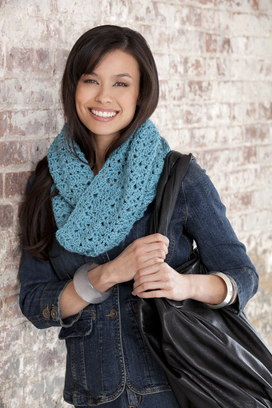 Infinity Scarf Pattern Inspirational Bellflower Infinity Scarf – Free Pattern Of Awesome 42 Ideas Infinity Scarf Pattern
