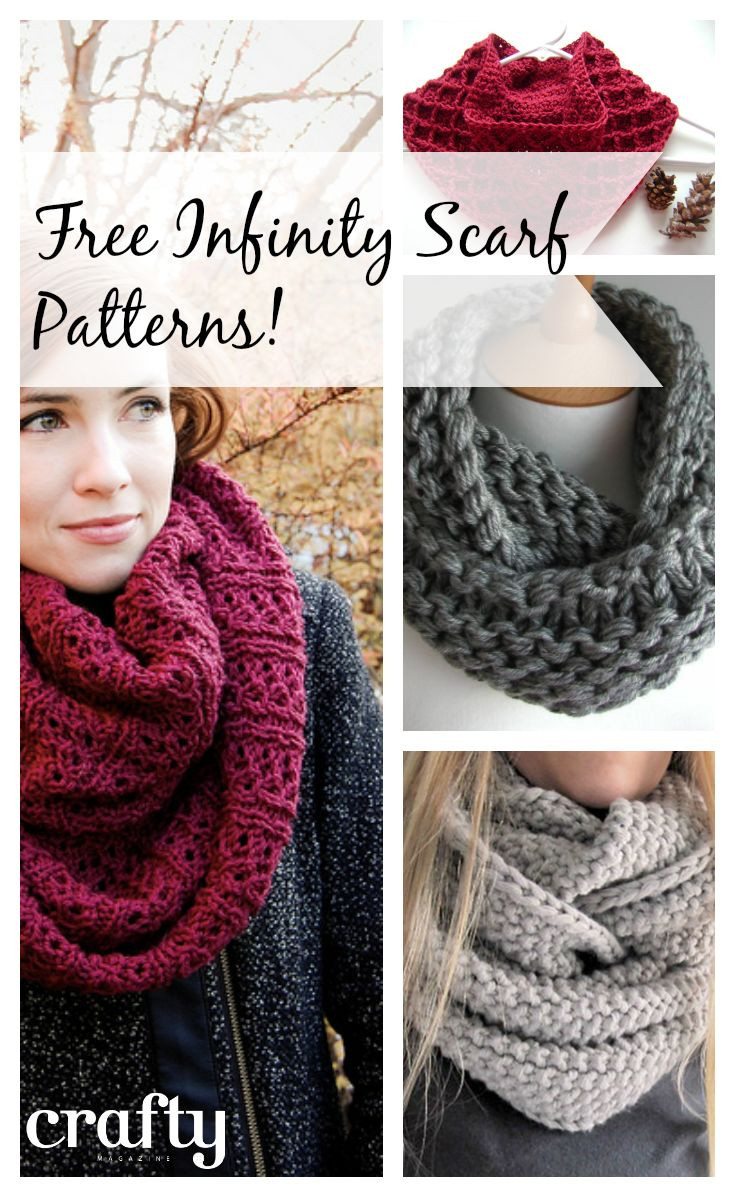 Infinity Scarf Pattern New My Crochet Part 256 Of Awesome 42 Ideas Infinity Scarf Pattern