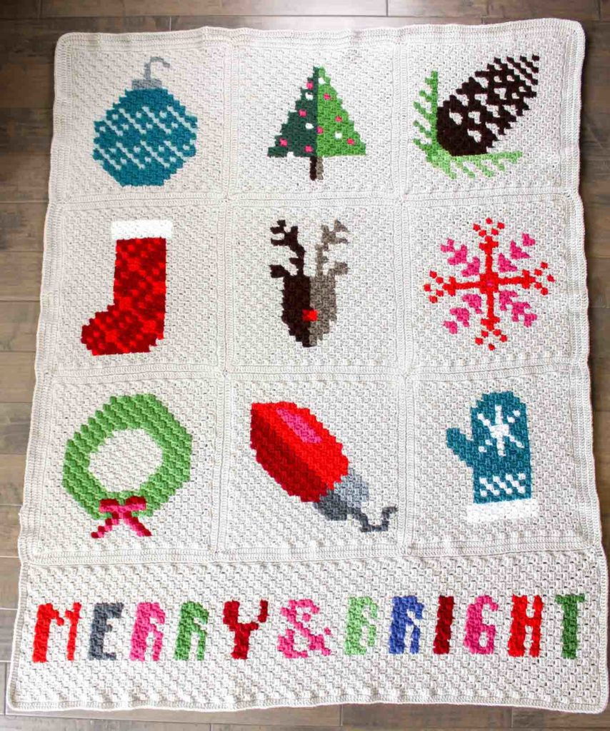 Inspirational 10 Free Christmas Afghan Patterns Stashing Yarn Free Christmas Crochet Afghan Patterns Of Luxury 43 Ideas Free Christmas Crochet Afghan Patterns