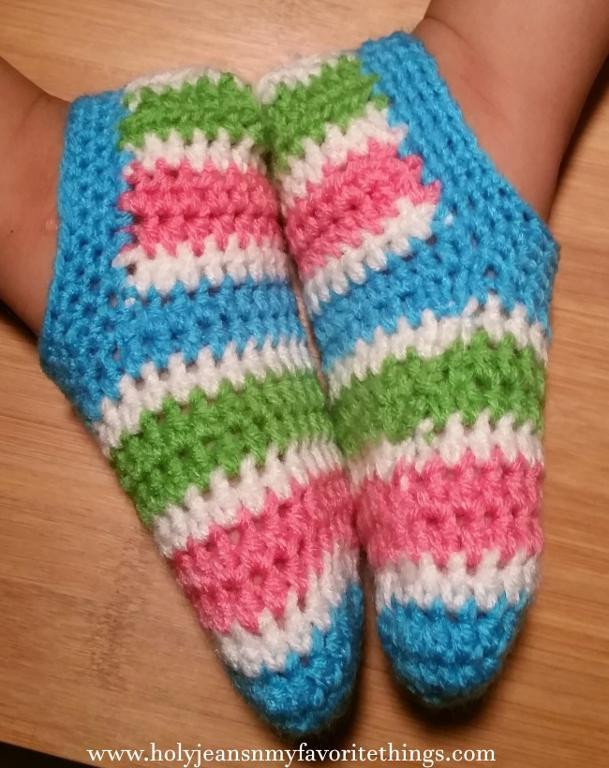 Inspirational 10 Free Patterns for Crochet Slippers Crochet socks Of Gorgeous 42 Photos Crochet socks