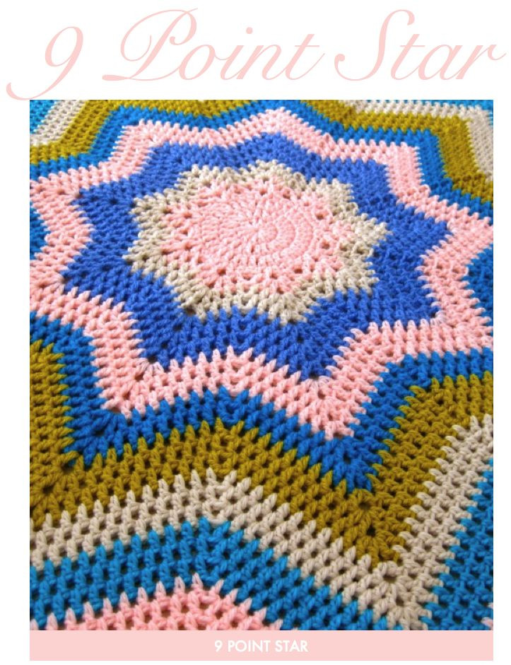 Inspirational 1000 Images About Afghans Round Ripple 9 Point Round Crochet Blanket Of Fresh 46 Models Round Crochet Blanket