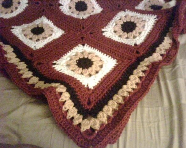 Inspirational 1000 Images About Crochet Sunflower On Pinterest Sunflower Crochet Blanket Of Elegant Hand Crocheted Sunflower Granny Square Blanket Afghan Throw Sunflower Crochet Blanket