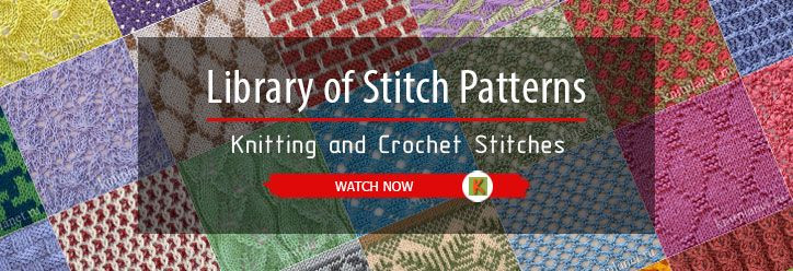 Inspirational 1000 Images About Knit Stitches Cast On Cast Off On Crochet Stitch Library Of Top 43 Ideas Crochet Stitch Library