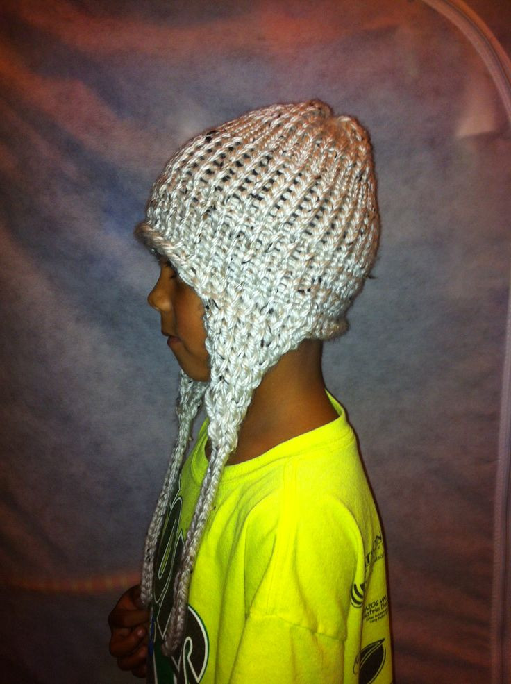 Inspirational 1000 Images About Looms On Pinterest Knit Hat with Ear Flaps Of Marvelous 50 Pics Knit Hat with Ear Flaps