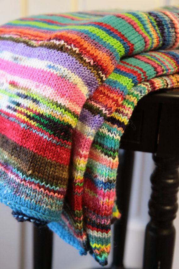 110 best images about Stash Buster Knitting on Pinterest