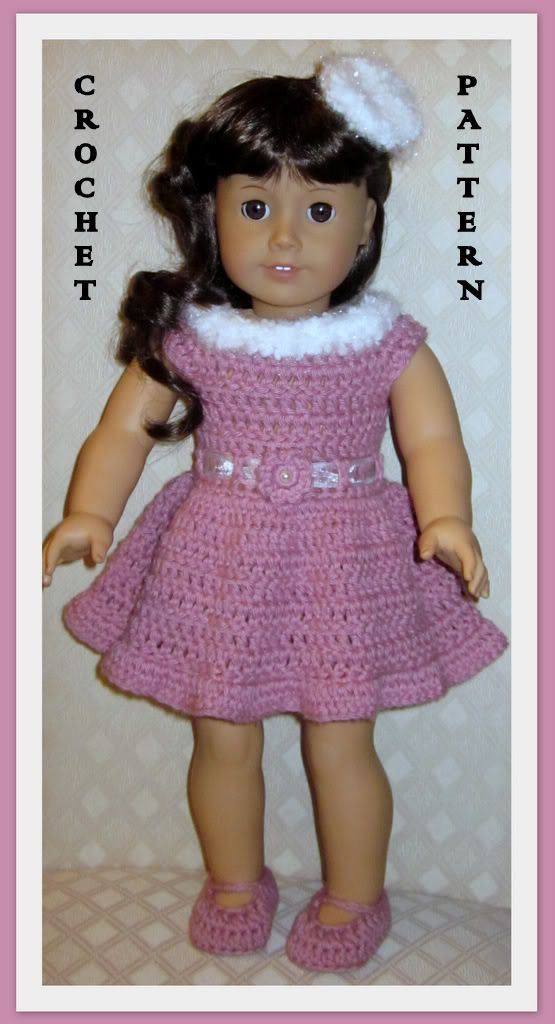 Inspirational 17 Best Images About 18 Inch Doll Crochet On Pinterest Free Crochet Patterns for American Girl Dolls Clothes Of Adorable 50 Pictures Free Crochet Patterns for American Girl Dolls Clothes