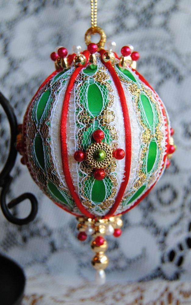 Inspirational 17 Best Images About Bead & Sequin ornaments On Pinterest Fancy Christmas ornaments Of Gorgeous 49 Ideas Fancy Christmas ornaments