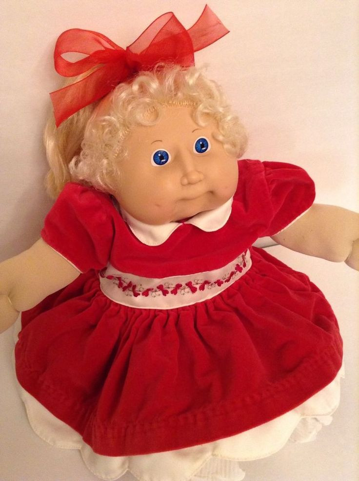 17 Best images about Cabbage Patch Kids on Pinterest