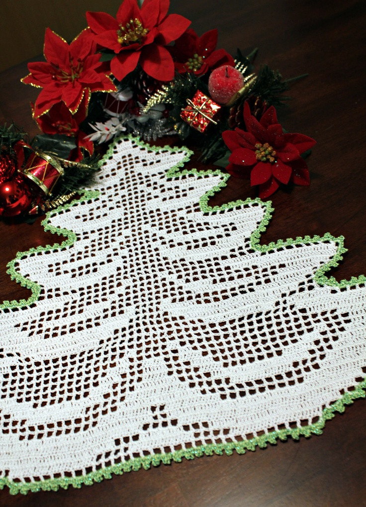 Inspirational 17 Best Images About Crochet Christmas Dollies Borders Christmas Doilies Of Wonderful 44 Photos Christmas Doilies