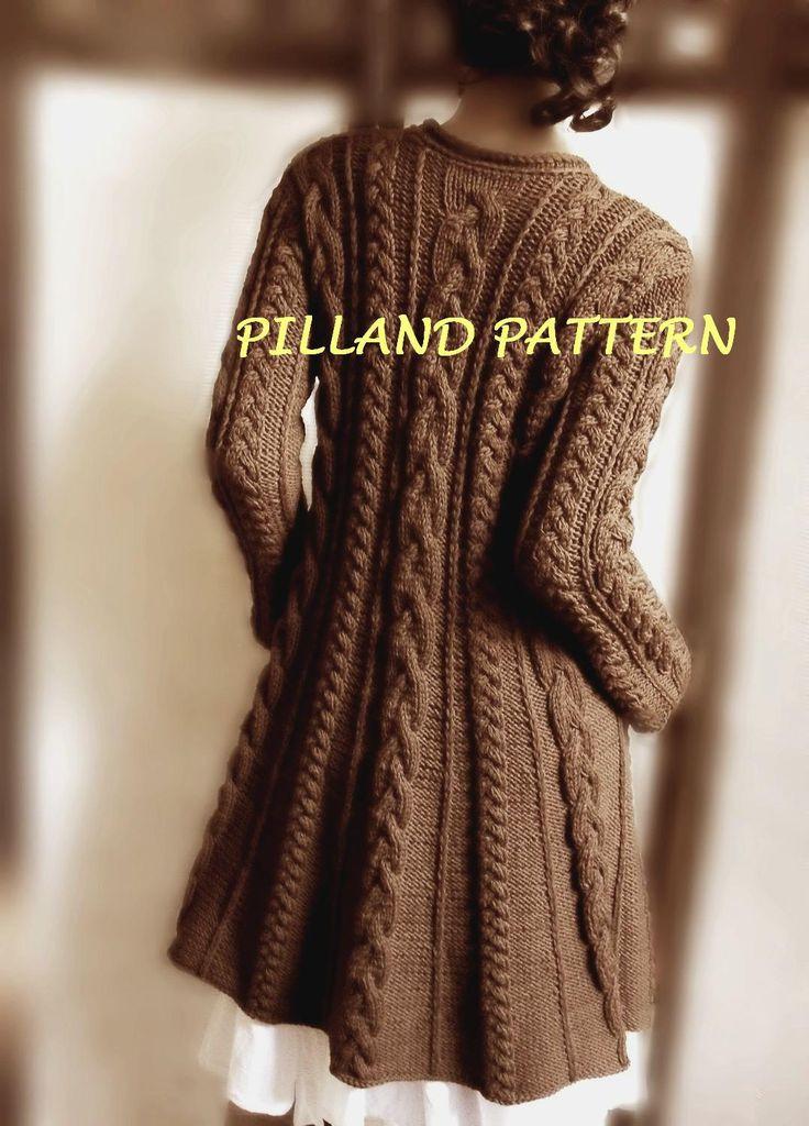 Inspirational 17 Best Images About Knitting Cables On Pinterest Knitted Coat Patterns Of Charming 41 Models Knitted Coat Patterns