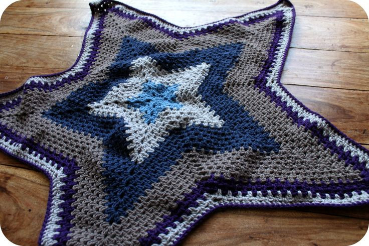 Inspirational 17 Migliori Immagini Su Crochet Zig Zag & Ripple& Waves Su Crochet Star Blanket Of Superb 49 Images Crochet Star Blanket