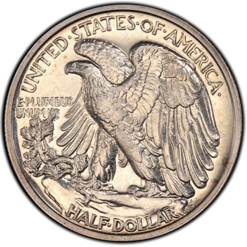 1939 Walking Liberty Half Dollar Values and Prices Past