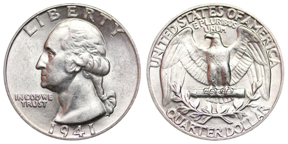 Inspirational 1941 Washington Quarters Silver Position Value and Prices Price Of Silver Quarters Of Adorable 42 Ideas Price Of Silver Quarters