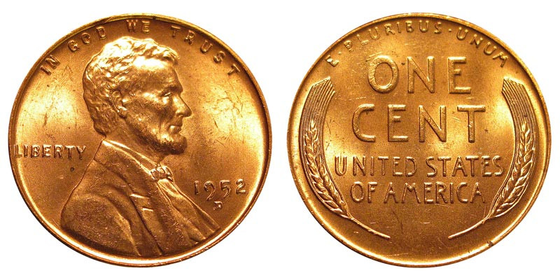 Inspirational 1952 D Lincoln Wheat Cent Bronze Posite Penny Value Wheat Penny Prices Of Adorable 50 Pics Wheat Penny Prices