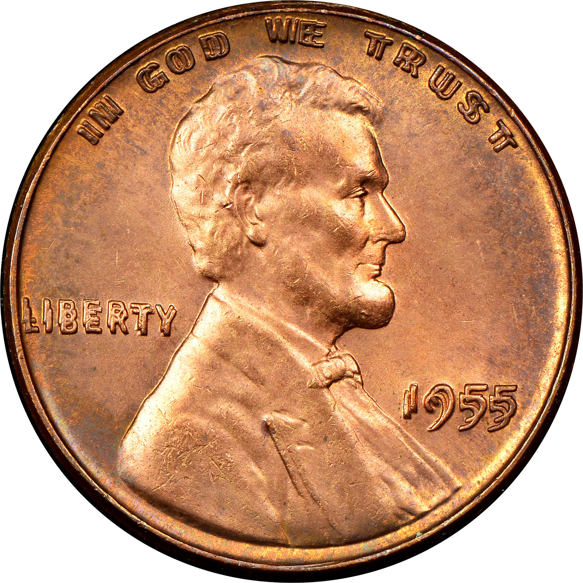 Inspirational 1955 Doubled Die Obv 1c Ms Lincoln Cents Wheat Reverse Double Die Penny Value Of Wonderful 48 Pictures Double Die Penny Value