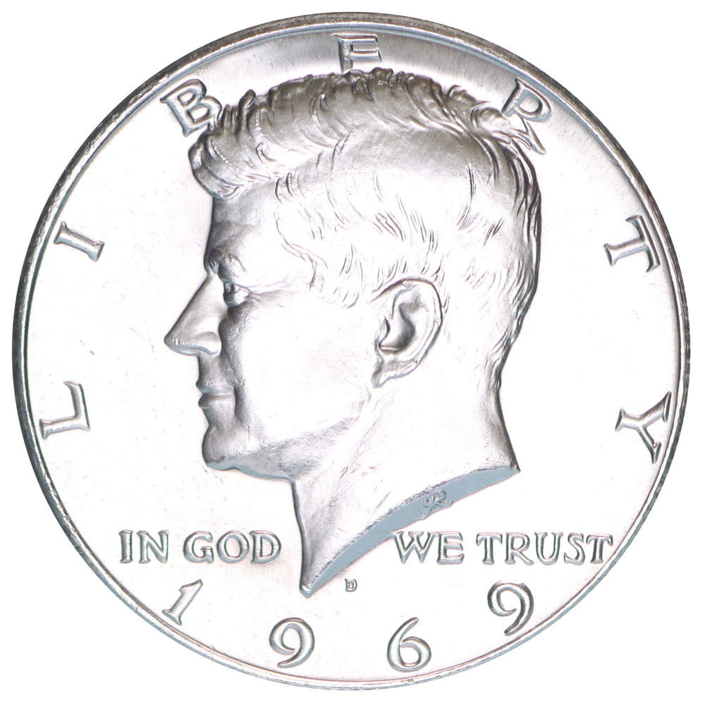 Inspirational 1969 D Kennedy Half Dollar Bu Silver Us Coin Kennedy 50 Cent Piece Value Of Great 41 Pics Kennedy 50 Cent Piece Value
