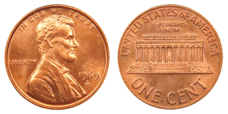 Inspirational 1969 S Lincoln Memorial Cent Copper Alloy Penny Value and Lincoln Cent Values Of Amazing 50 Images Lincoln Cent Values