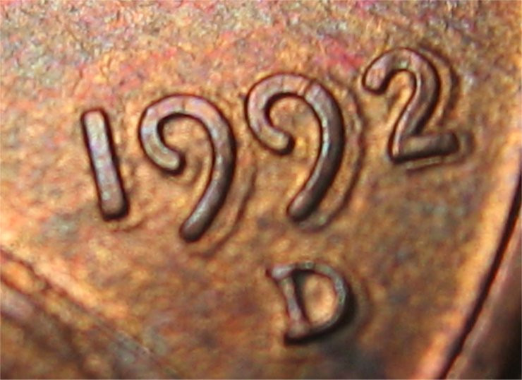Inspirational 1992 D Double I Cant Find Anything On them Double Die Penny Value Of Wonderful 48 Pictures Double Die Penny Value