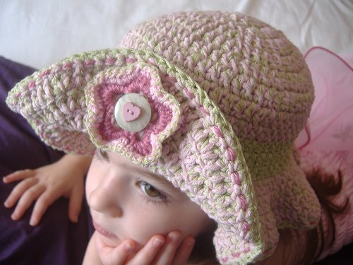 Inspirational 20 Crochet Hat Free Patterns for Kids Crochet Summer Hat Of Awesome 45 Images Crochet Summer Hat