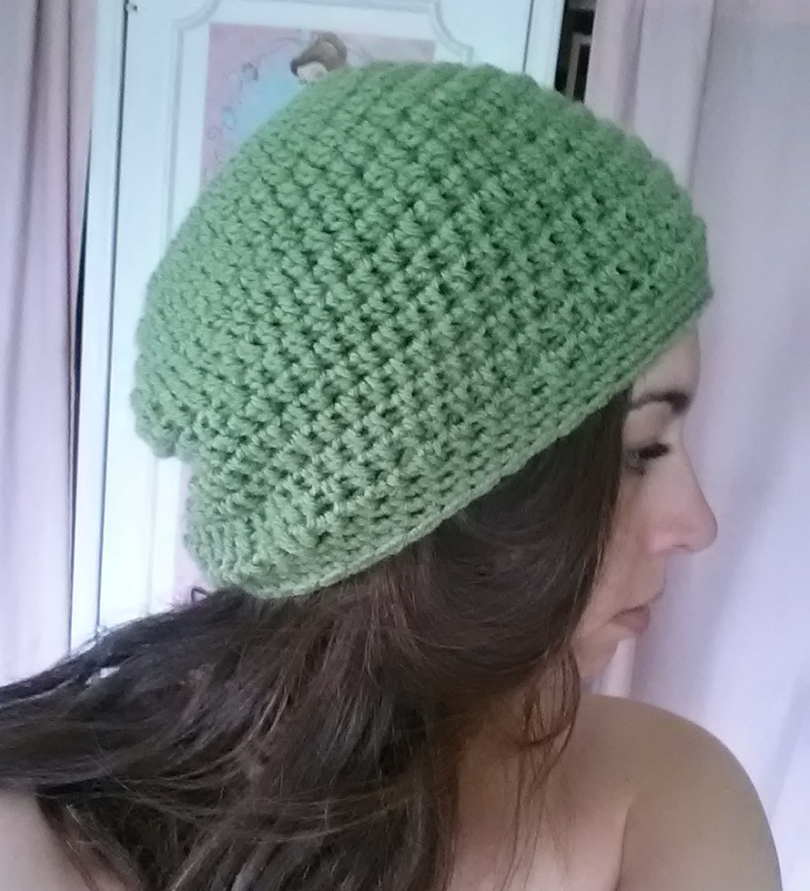 Inspirational 21 Slouchy Beanie Crochet Patterns for Beginners Free Slouchy Hat Pattern Of Amazing 45 Photos Free Slouchy Hat Pattern