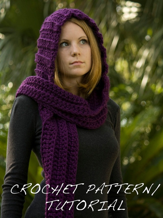 Inspirational 25 Best Ideas About Crochet Hooded Scarf On Pinterest Hooded Scarf Pattern Of Brilliant 43 Pics Hooded Scarf Pattern