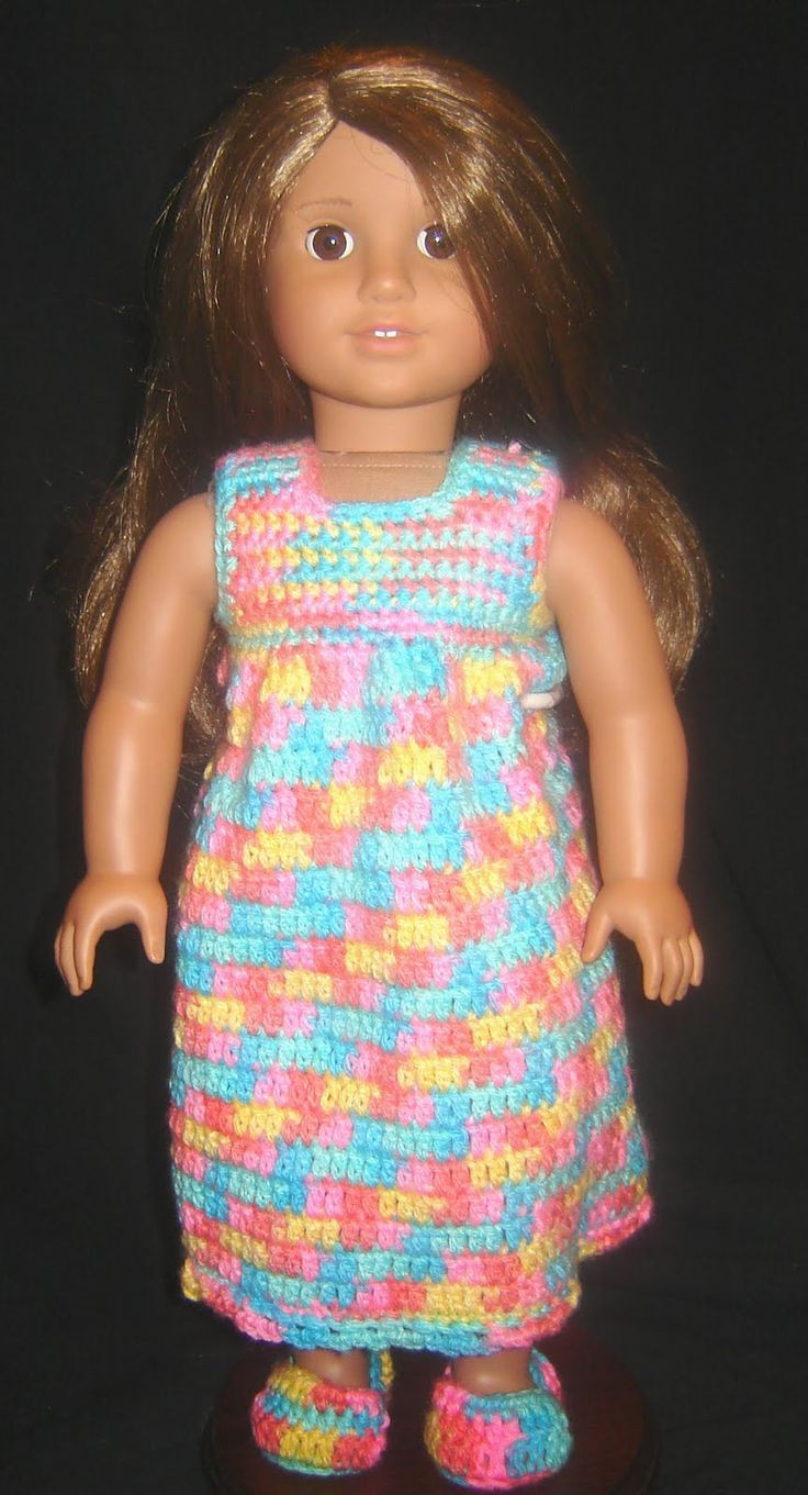 Inspirational 263 Best Images About American Girl Crochet and Knit Free Crochet Doll Dress Patterns Of Top 50 Photos Free Crochet Doll Dress Patterns