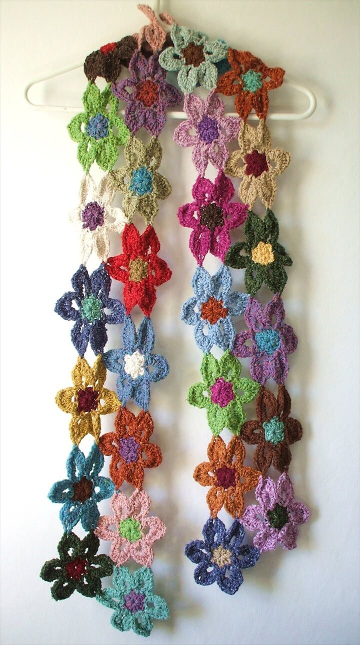 Inspirational 27 Quick & Easy Crochet Scarf Crochet Scarves Of Amazing 43 Photos Crochet Scarves