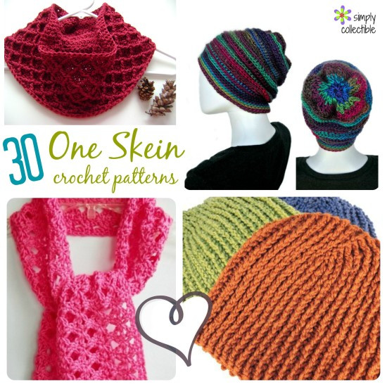 Inspirational 30 Free E Skein Crochet Patterns Quick and Easy for Easy Crochet Gifts Of Superb 42 Pictures Easy Crochet Gifts