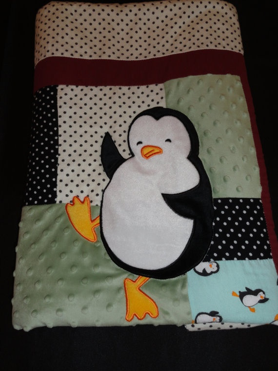 Inspirational 3129 Best Penguin theme Items Images On Pinterest Penguin Baby Blanket Of Amazing 48 Ideas Penguin Baby Blanket