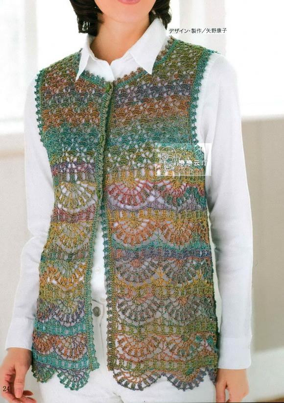 Inspirational 32 Free Crochet Vest Patterns for Beginners Patterns Hub Free Crochet Womens Vest Patterns Of Great 41 Pics Free Crochet Womens Vest Patterns