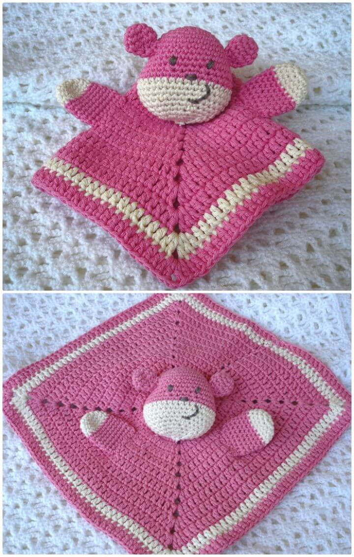 Inspirational 35 Free Crochet Lovey Patterns for Your Cute Baby Diy Free Crochet Lovey Pattern Of Attractive 43 Pics Free Crochet Lovey Pattern