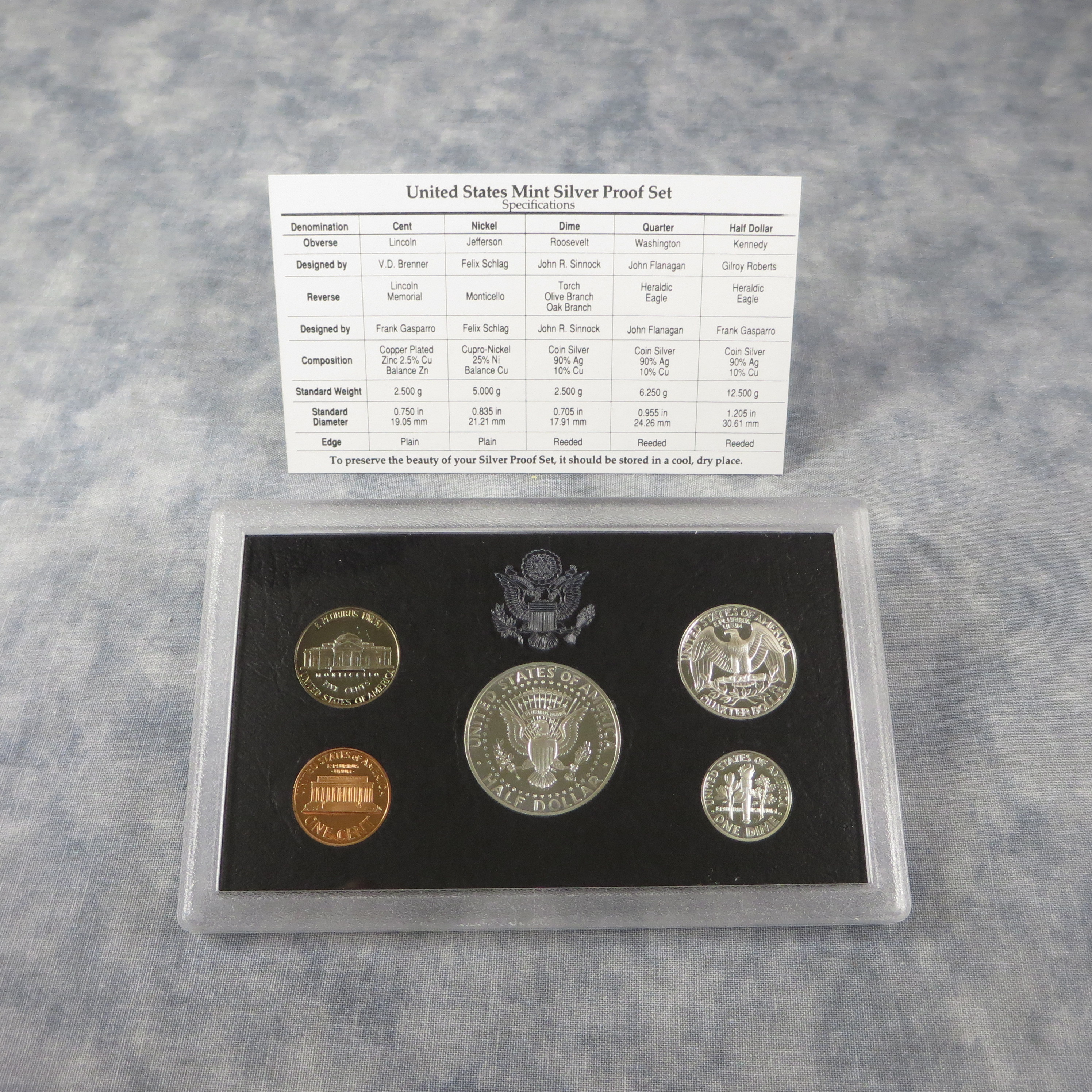 Inspirational 5 Coin Silver Proof Set Us Mint 1992 Buyer Us Mint Silver Proof Set Of Awesome 41 Ideas Us Mint Silver Proof Set