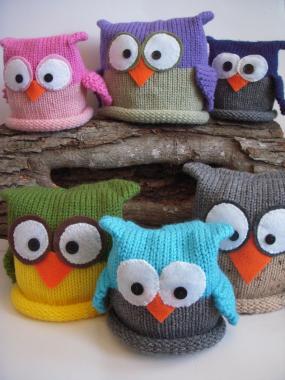 Inspirational 6 Knit Owl Hat Patterns the Funky Stitch Knitted Owl Hat Of Amazing 40 Photos Knitted Owl Hat