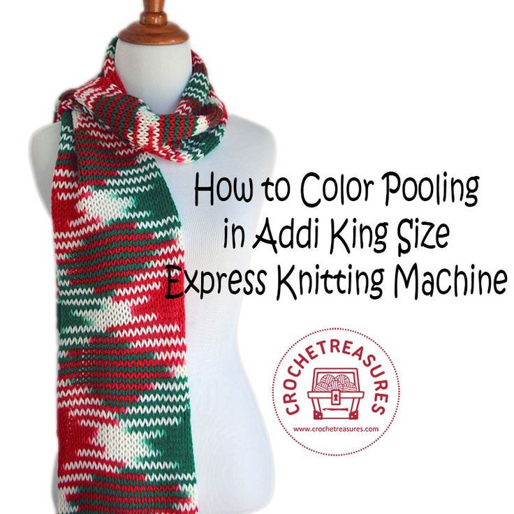 72 best images about Addi Express Knitting Machine on
