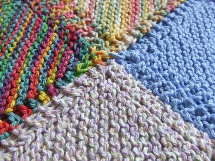 Inspirational A Simple Knitted Patchwork Blanket for Beginners Easy Knit Afghan Of Contemporary 50 Ideas Easy Knit Afghan