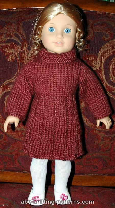 Inspirational Abc Knitting Patterns American Girl Doll Dress Free Crochet Patterns for American Girl Dolls Clothes Of Adorable 50 Pictures Free Crochet Patterns for American Girl Dolls Clothes