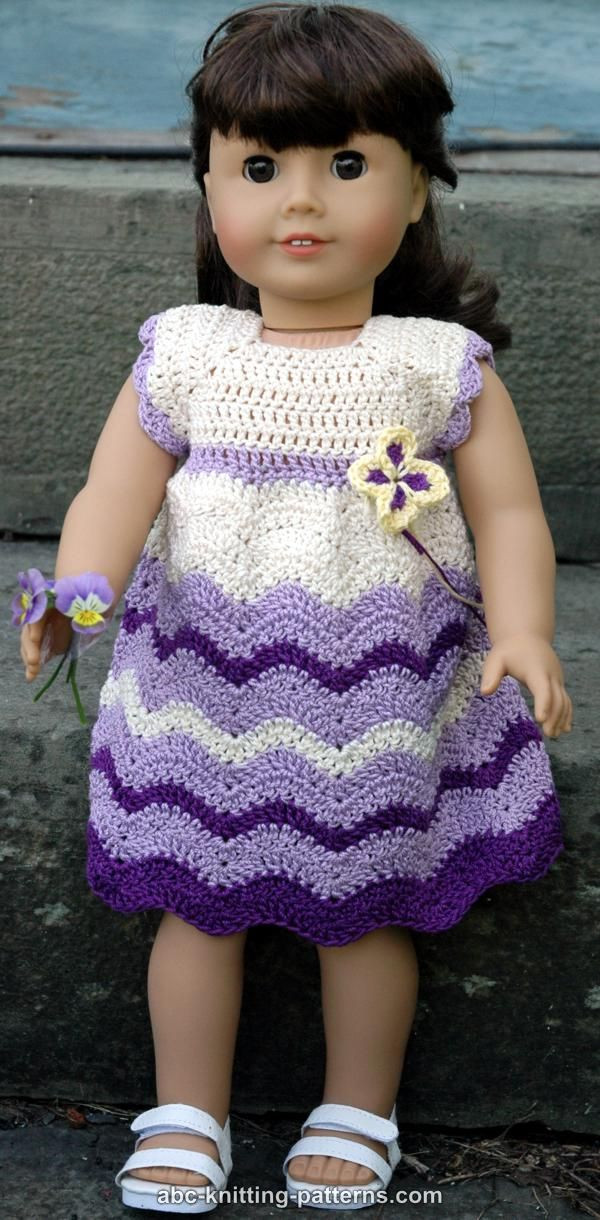 Inspirational Abc Knitting Patterns American Girl Doll Wisteria Free Crochet Patterns for American Girl Dolls Clothes Of Adorable 50 Pictures Free Crochet Patterns for American Girl Dolls Clothes