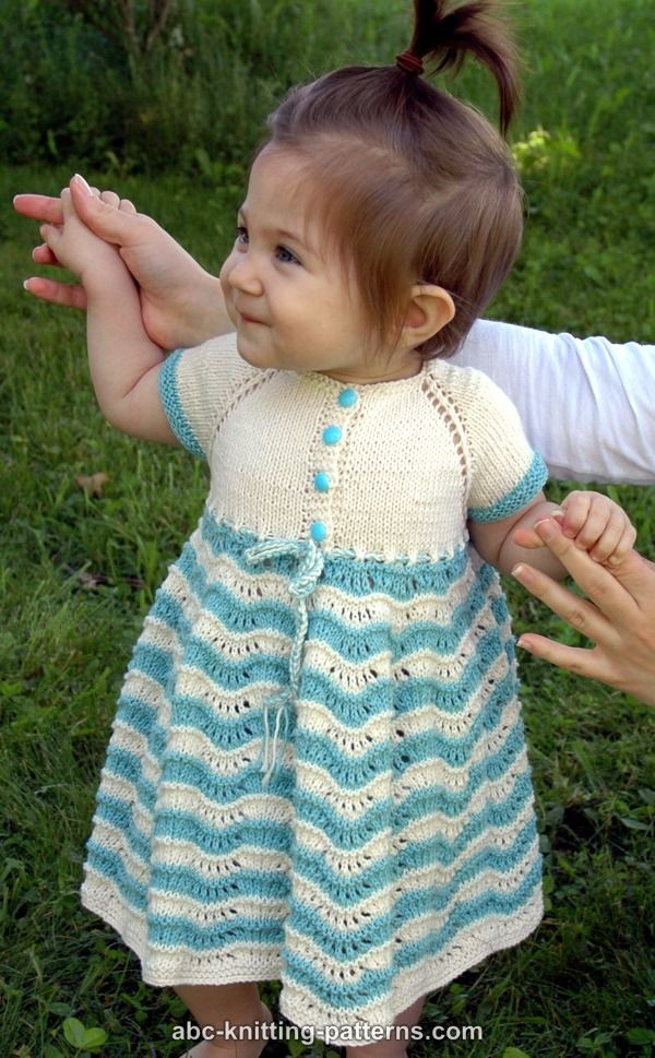 Inspirational Abc Knitting Patterns Best Sunday Baby Dress Knitted Baby Dress Of Brilliant 49 Photos Knitted Baby Dress